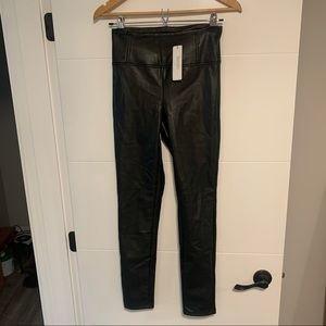 Laundry   High Waisted Pleather Pants